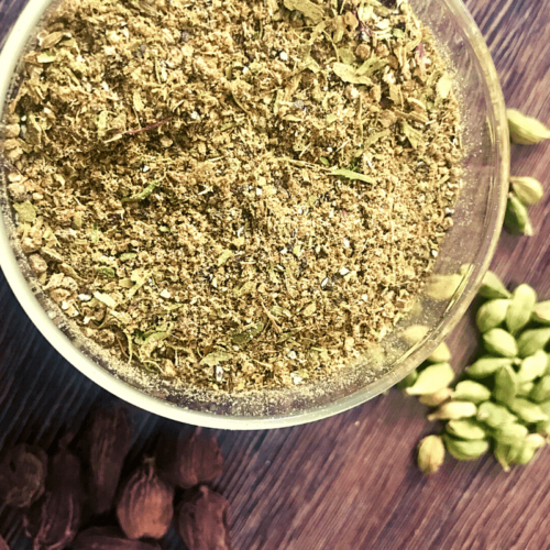 chai masala - just 4 ingredients |tips n recipes