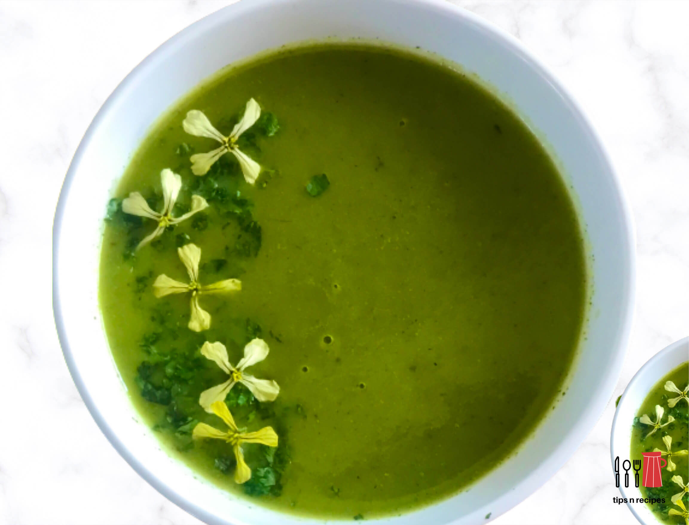 Quick Weight Loss Green Soup Recipe